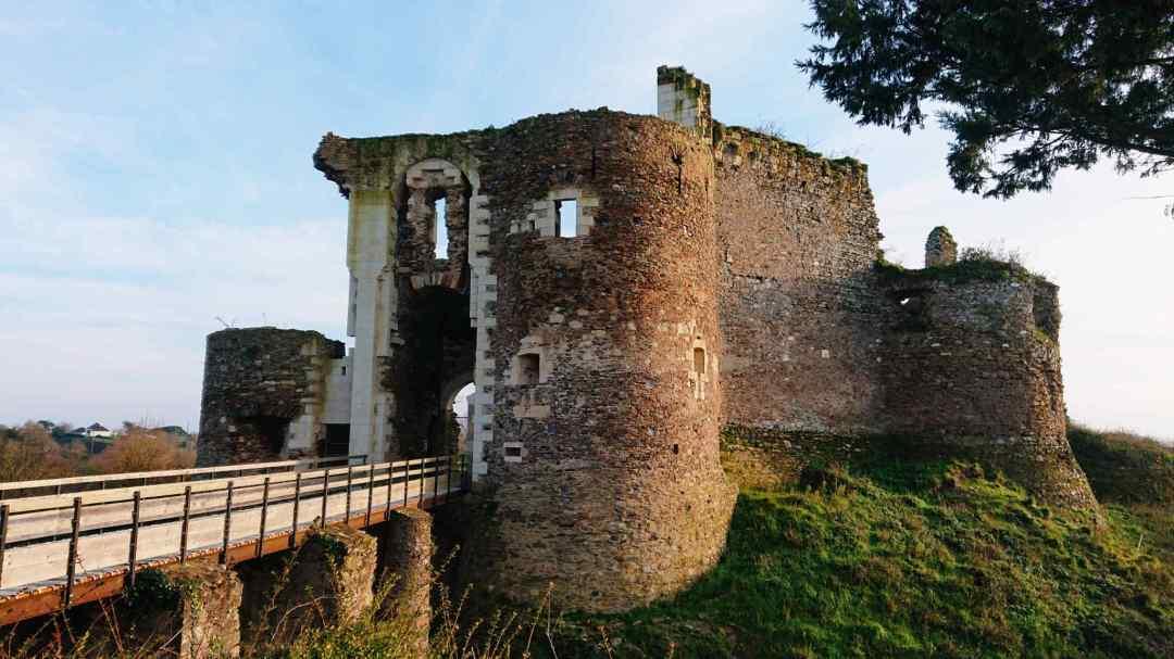 arriere château