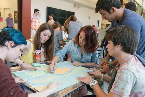 Building Up STEAM: Adding The Arts Into STEM Education Efforts