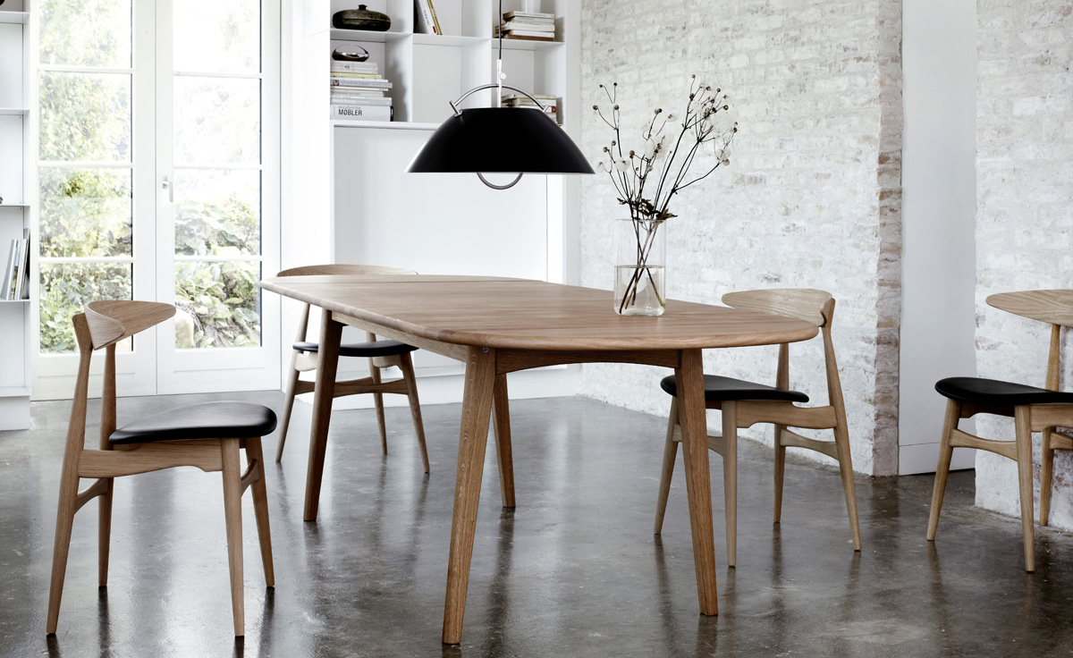 Solid Table Wood Chairs Sale And