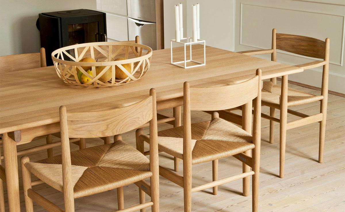 Famous Danish Furniture Designers