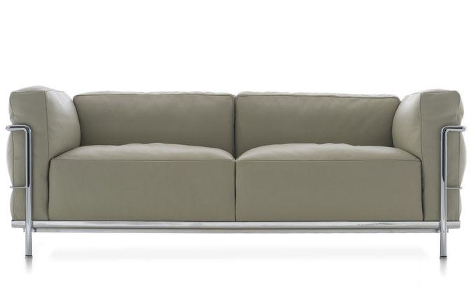 Le Corbusier Lc3 Sofa Catosfera Net