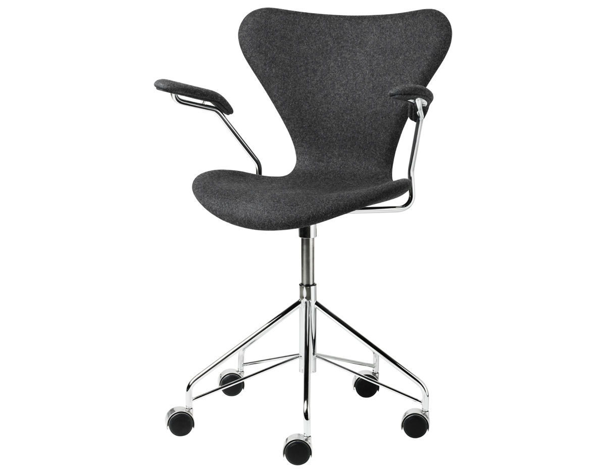 Sensational Verner Swivel Office Chair View All Charles Eames View All Ncnpc Chair Design For Home Ncnpcorg