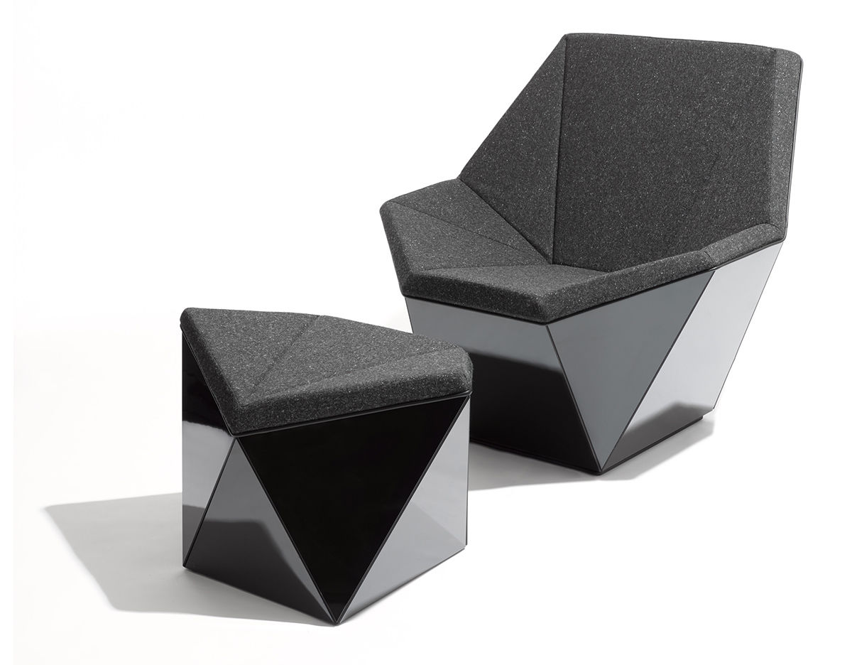 Storage Ottoman And Coffee Table