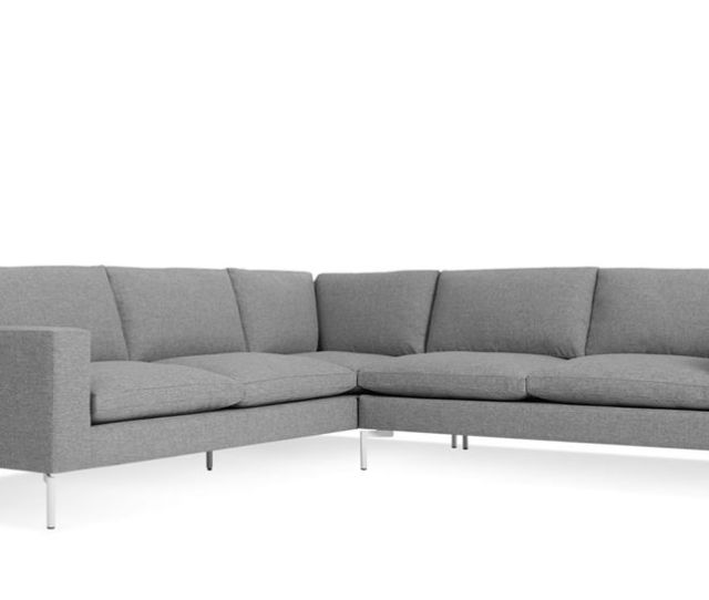 New Standard Small Sectional Sofa From Blu Dot