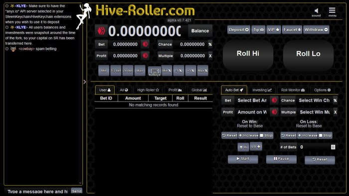 Hive-Roller