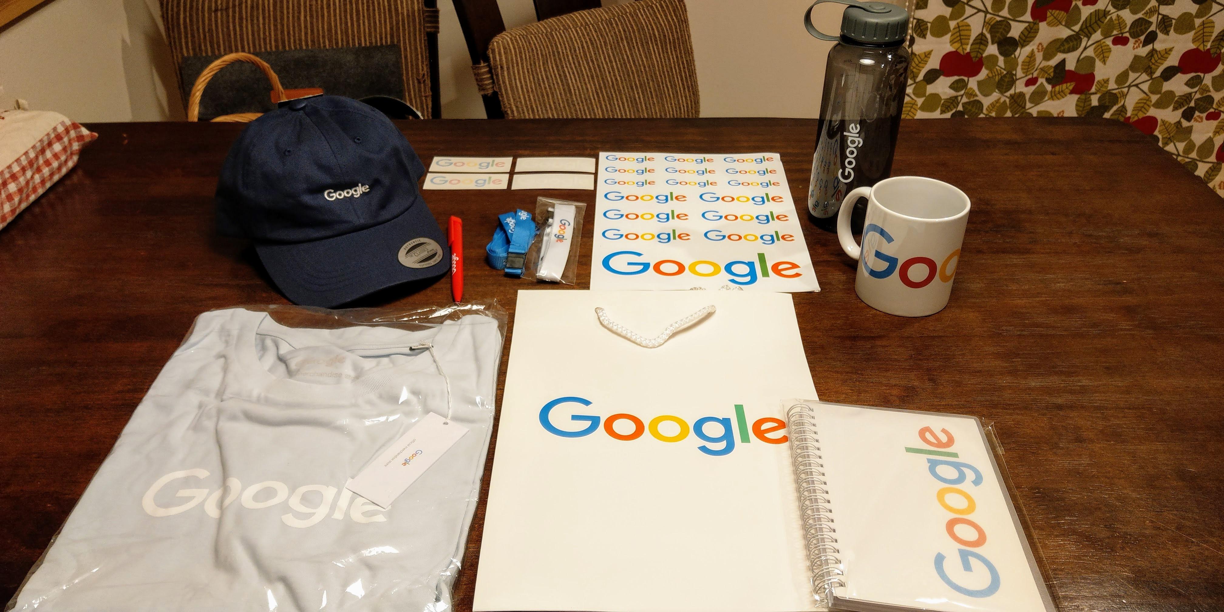 Googleグッズ