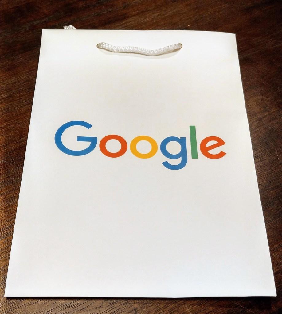Google紙バッグ