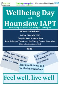 Wellbeing Day
