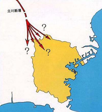 横浜市内に「活断層はない」とされますが、熊本と同時期に小規模地震が発生