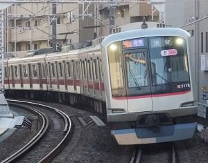 東横線の各駅停車