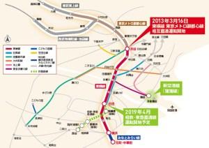 2013年に副都心線などと乗り入れて以来、東横線は遅延が多くなっている」うえ、2019年には相鉄との乗り入れも控えている(東急電鉄ホームページより)