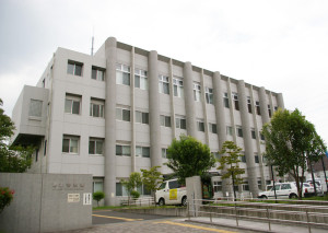 港北警察署にて7月25日に柳田さんの功労に対する感謝状の贈呈が行われた