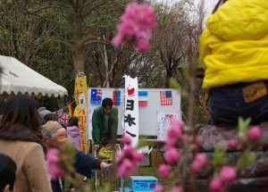 ふるさと綱島の「桃の里」で懐かしい顔に会えるのか。その再会を待つ日々もあとわずか