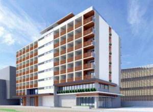 2018年春には綱島SST内にも国際学生寮のオープンを予定