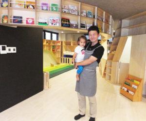 長谷川さんは現在東京都港区で子育てをしているが、日吉の保育園事情を案じ、「ここでのオープンを決めました」と、故郷・横浜にもこだわり、この場所でのスタートを決意したという