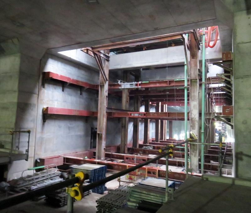 <相鉄・東急直通線>「綱島トンネル」の掘削は来年、新綱島駅の工事は長期間に