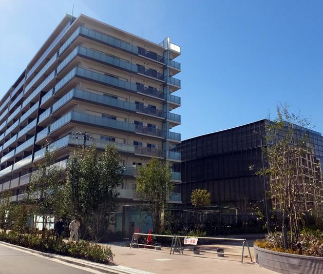 SSTとマンションで綱島東4・5丁目の人口増加、独身寮が完成の箕輪町1丁目も