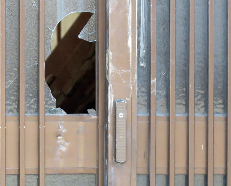 <日吉・綱島・高田>お盆期間の留守中「空き巣」に注意、5件でガラスを割られ侵入