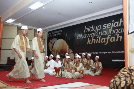 Performance Marawis