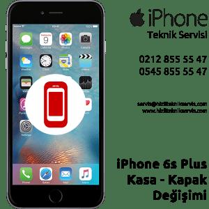 iPhone 6 Plus Kasa, Kapak Değişimi