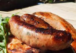 Pikant italiensk-inspirert kjøttpølse