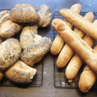 Rundstykker eller flutes - luftige, sprøde og velsmagende