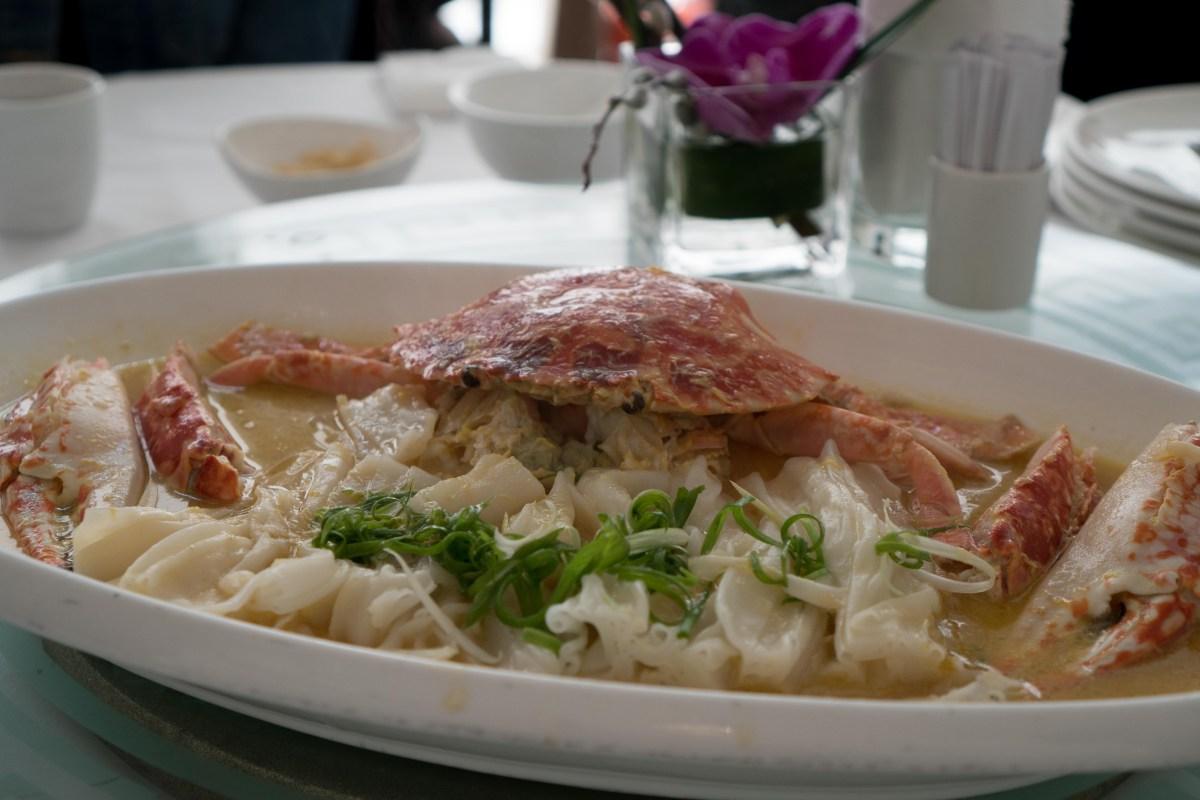 アジアのベストレストラン50でも大注目!美食広東の聖地、大班楼で麗しのランチ