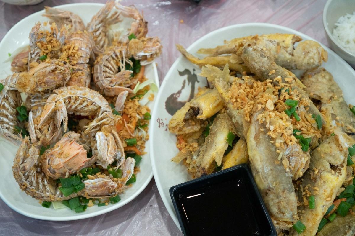 香港仔の魚市場で贅沢ローカル海鮮ランチ+枕崎の鰹節!?