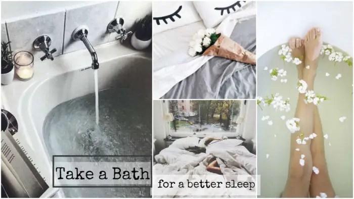 洗澡是身心放鬆的第一步
