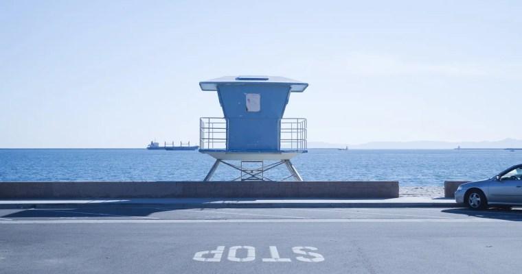 加州海濱城市的樂活文化