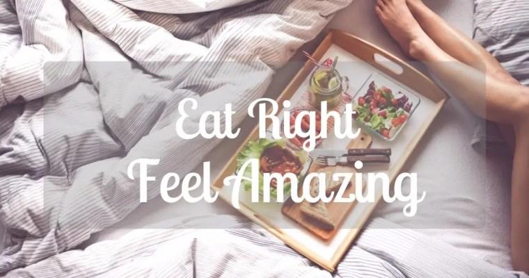 讓瘦身與健康共存: 可加入減肥餐單的SUPERFOOD