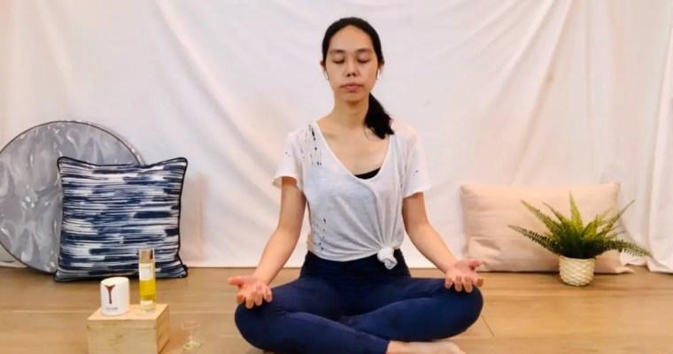 10分鐘「睡眠瑜伽」,勝過安眠藥功效!