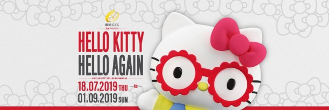 HELLO KITTY HELLO AGAIN