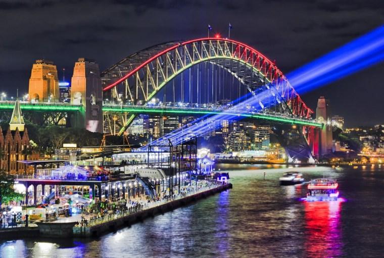 悉尼玻璃船