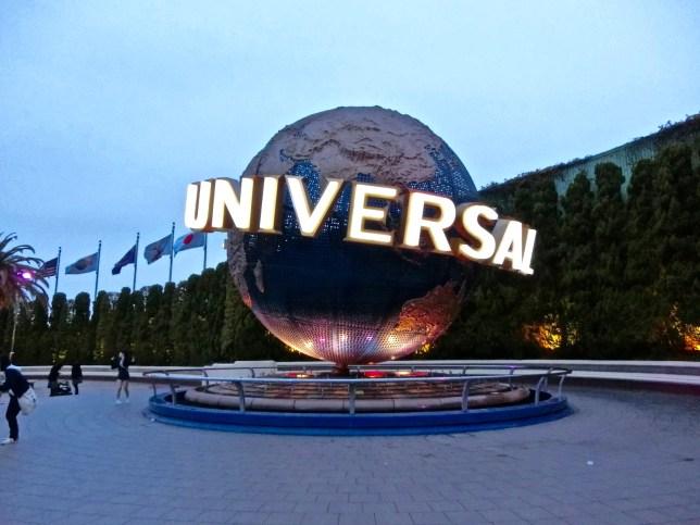 大阪 日本環球影城