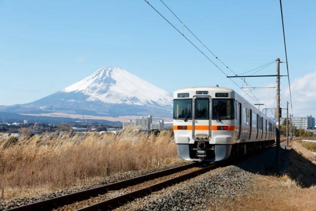 富士山、靜岡周遊券