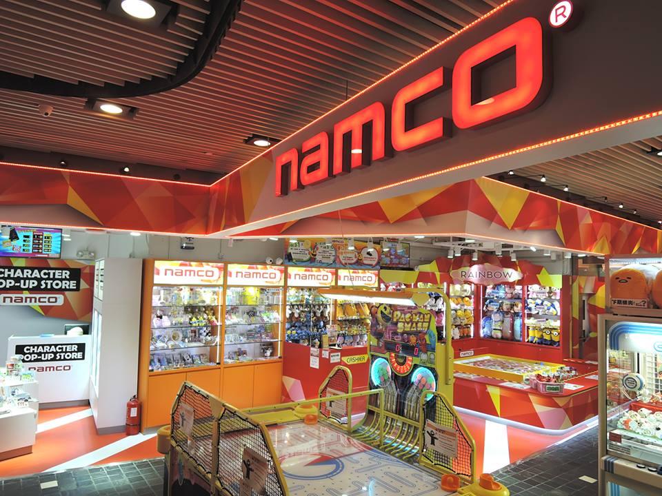 (怪物彈珠)Pop-up Store香港站 空降朗豪坊NAMCO夢幻世界
