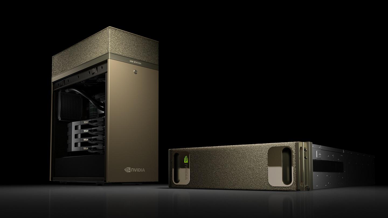 圖二_NVIDIA DGX-1-DGX 系列工作站