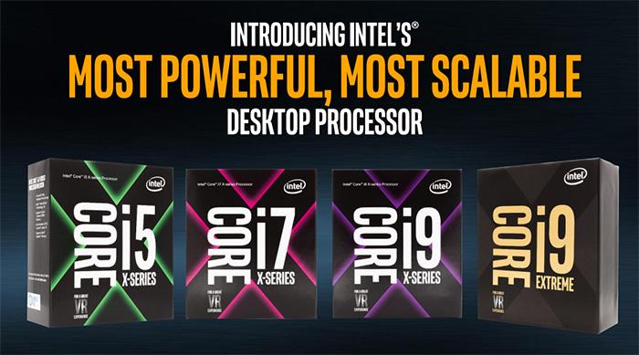 Intel Core i9 最快下週預定, 18C36T 10月上市