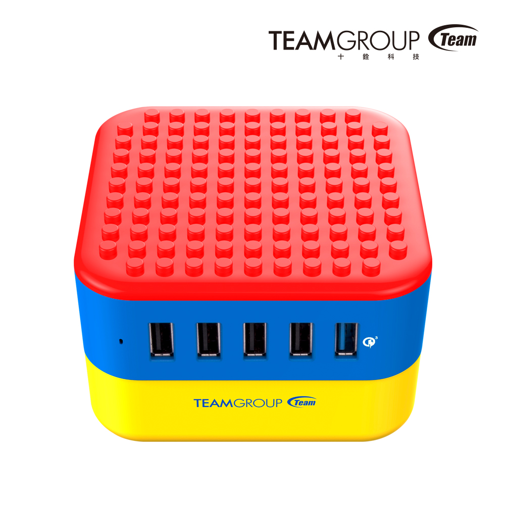 TeamGroup_Brick Charger_WD02_3