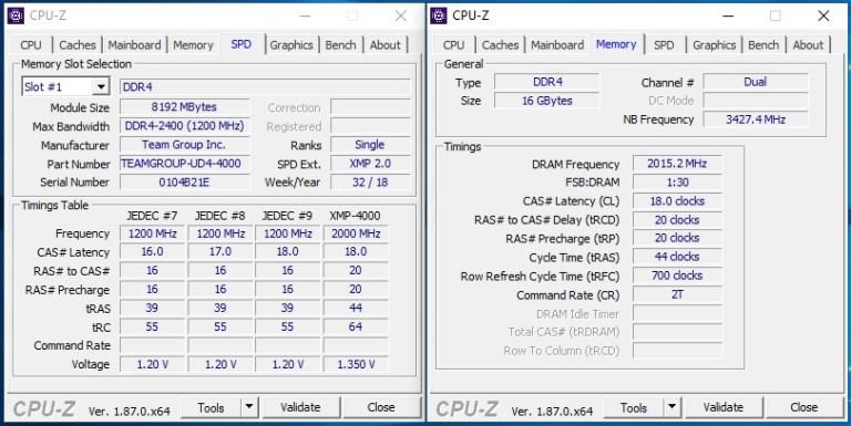 t-force_xcalibur_ddr4-4000_cpuz 2