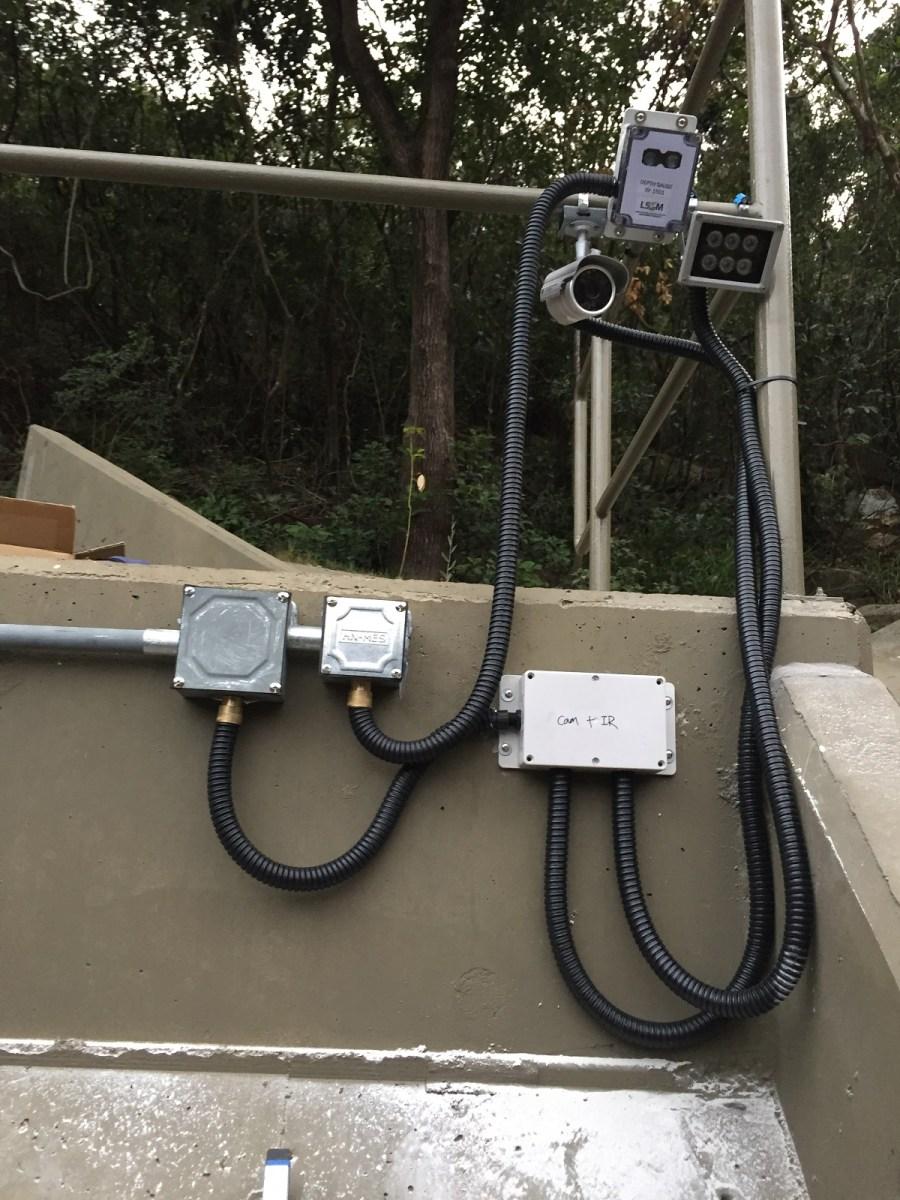 智能山泥傾瀉監察系統