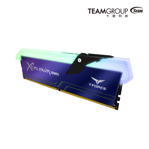T-FORCE XCALIBUR ARGB 電競記憶體