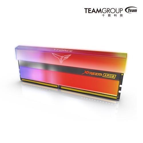 T-FORCE XTREEM ARGB電競記憶體