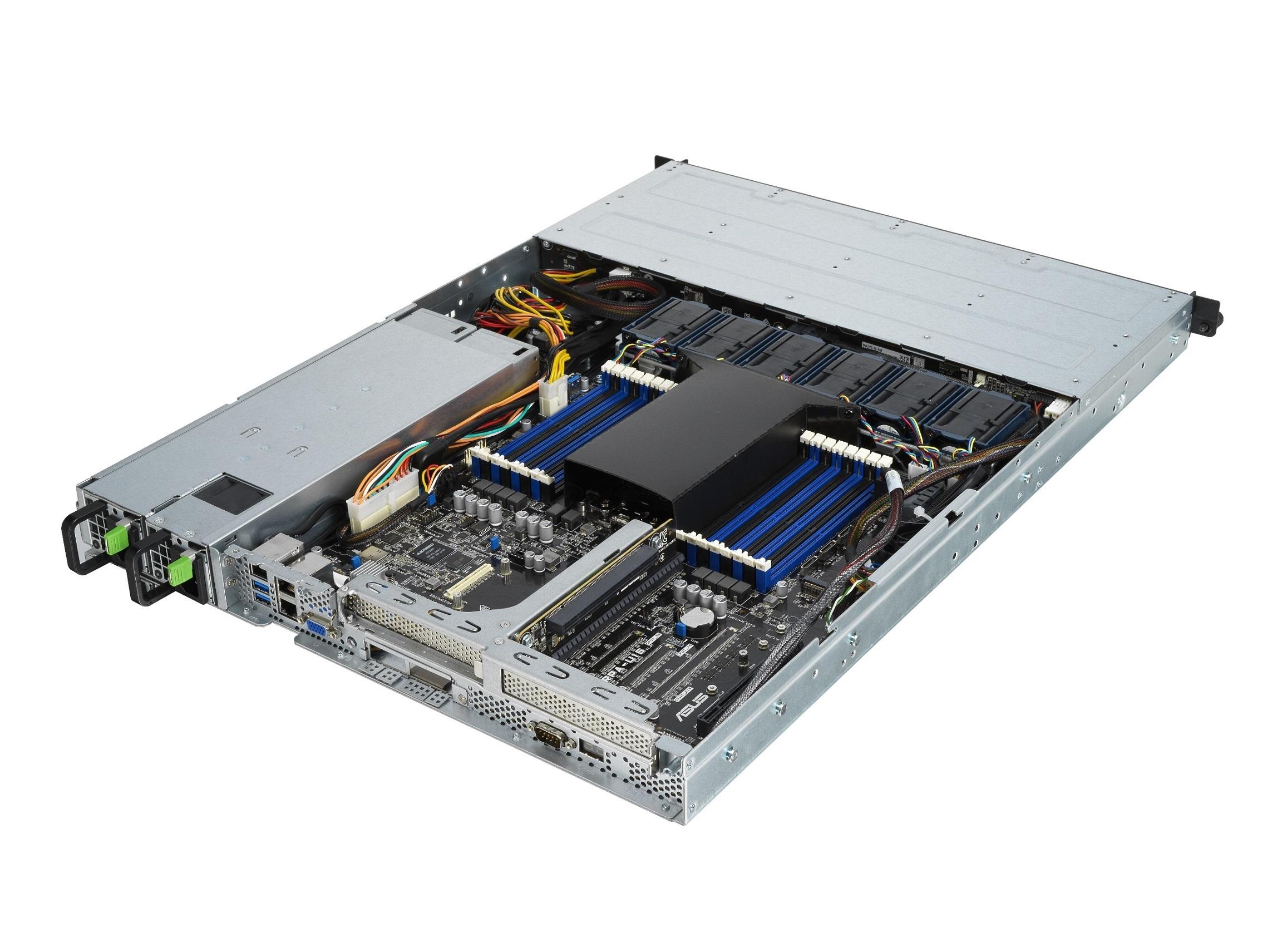 搭配AMD EPYC 7002處理器的1P伺服器RS500A E10於標準測試共獲得64項世界第一。