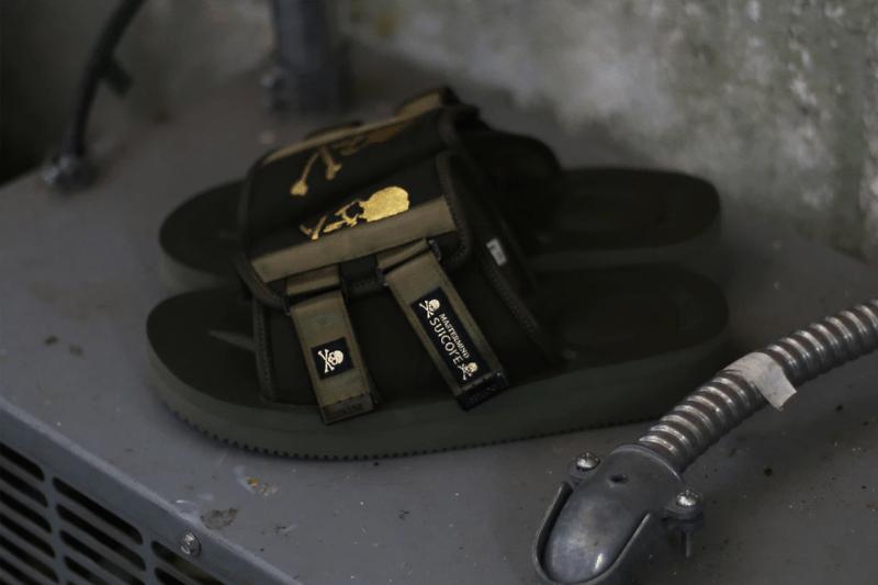 mastermind JAPAN & SUICOKE 全新聯名 KAW 涼鞋發佈