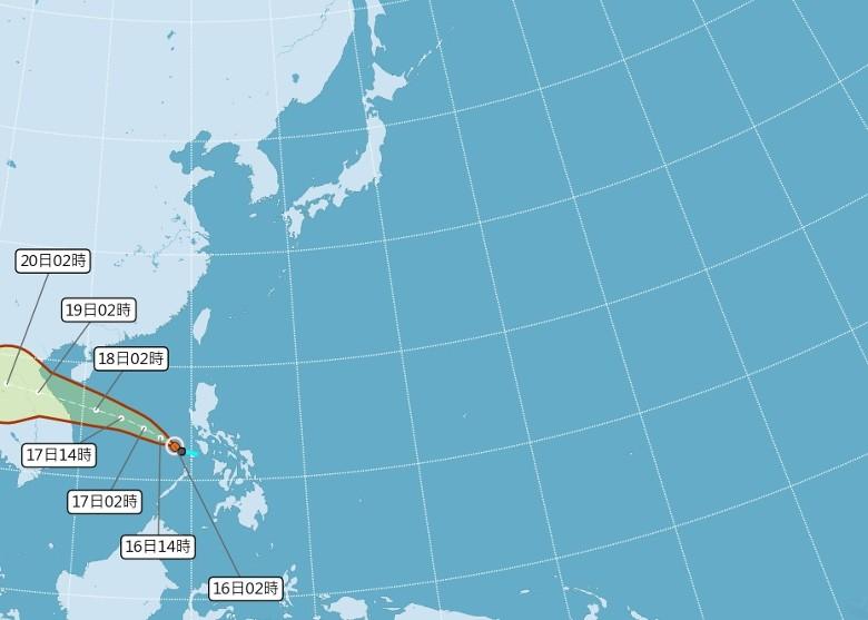 紅霞成今年第11號颱風 料周末氣溫驟降有雨 即時新聞 兩岸 on.cc東網