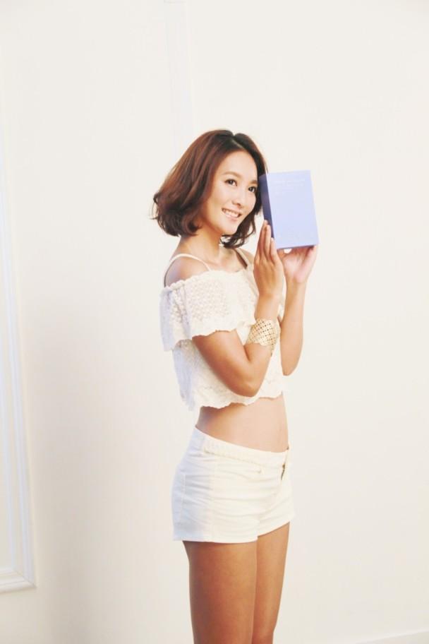 顏子菲想開拓韓國市場:想做美容達人
