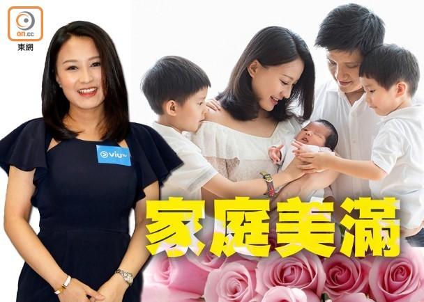 【育兩子一女】34歲陳倩揚湊孻女駕輕就熟 即時新聞 東網巨星 on.cc東網