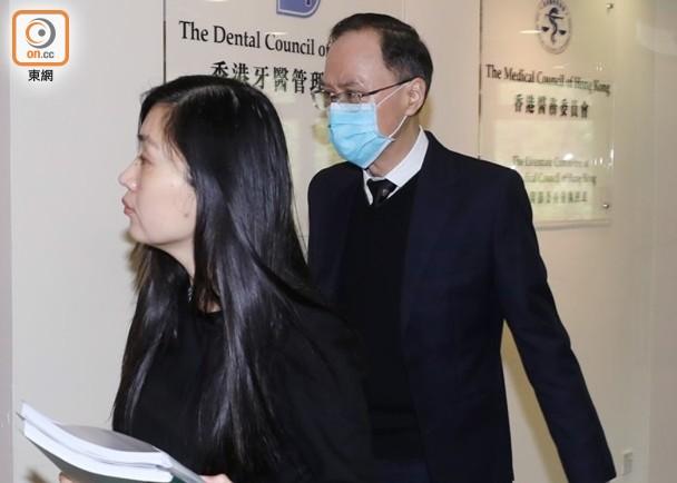 處方抗生素予敏感病人 西醫郭樹明被裁定兩項專業失德 即時新聞 港澳 on.cc東網